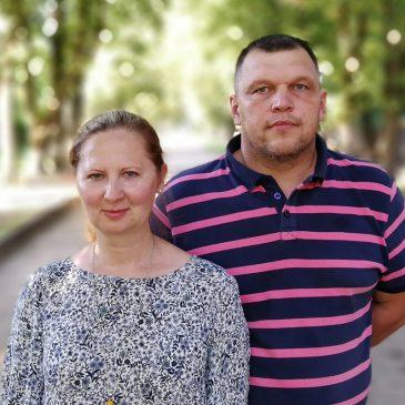 Daiva ir Eduardas Smelovai | Kai nusirita akmenys