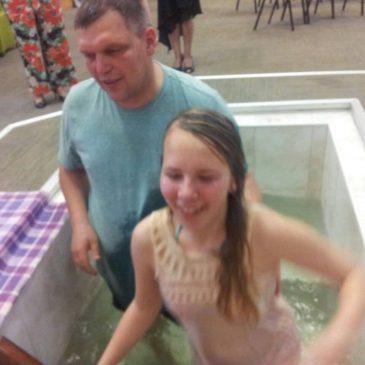 Vandens krikštas